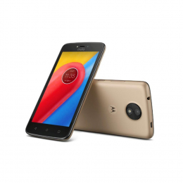 Lenovo Moto C 4G/LTE Dual SIM Fine Gold