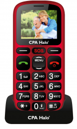 CPA Halo 16 Red