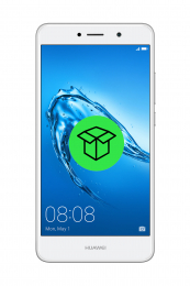 Huawei Y7 Dual SIM White *rozbaleno