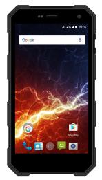 myPhone Hammer Energy Black