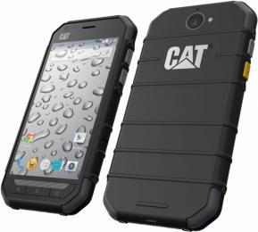 Caterpillar CAT S30 Black
